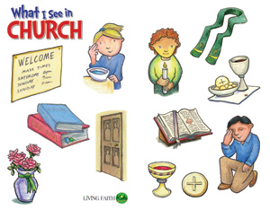 WHAT I SEE IN CHURCH: LFK BOOKLET - Jpg file