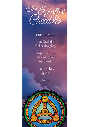Apostles Creed Bookmark