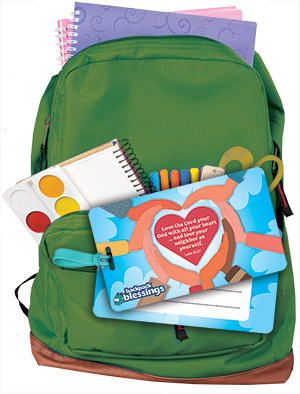 Backpack Blessings Kit 2021