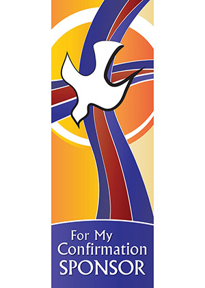 Confirmation Sponsor Bookmark