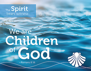 Baptism Ministry - 1 Year Card