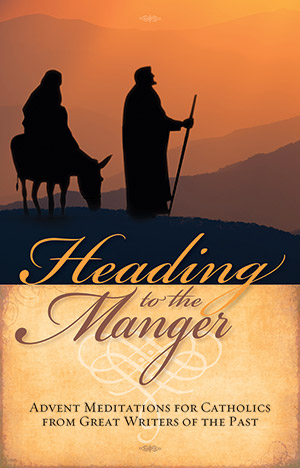 Heading To The Manger