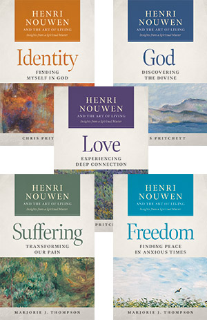 Henri Nouwen And The Art Of Living 5 Volume Set