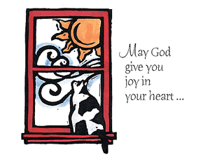 May God Give You Joy In Your Heart...