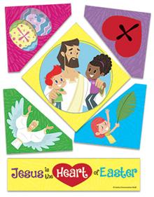 Mag: Easter Puzzle Magnet