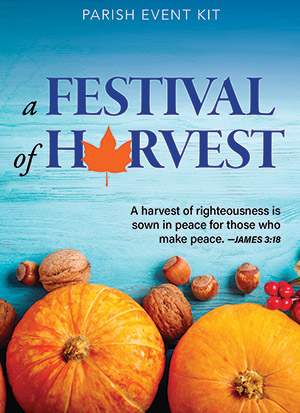 Parish Harvest Event Kit - Catholic