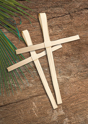 African Palm Crosses For Palm Sunday