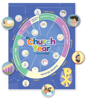 My Church Year Calendar