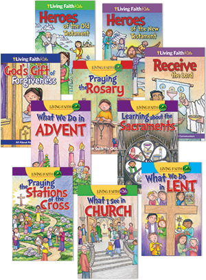 Children's Booklet Pack