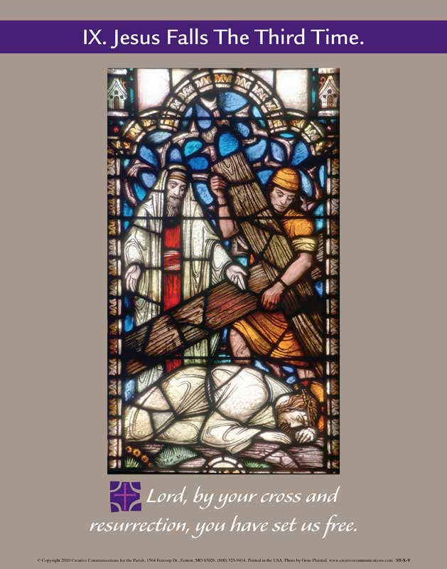 catholic stations of the cross pdf