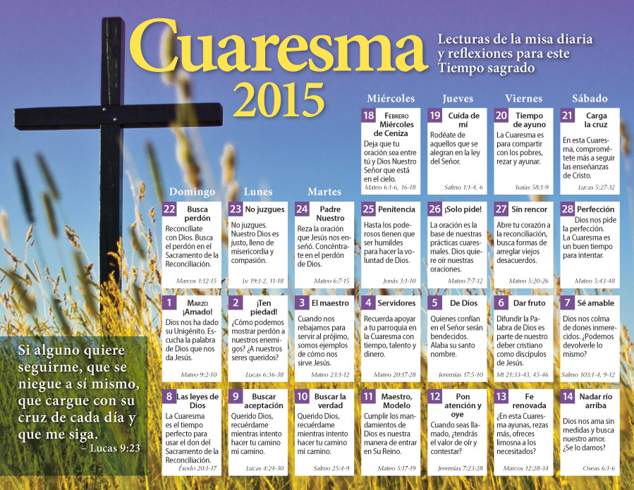 Catholic Lent Activities For Children 2016 | Calendar Template 2016