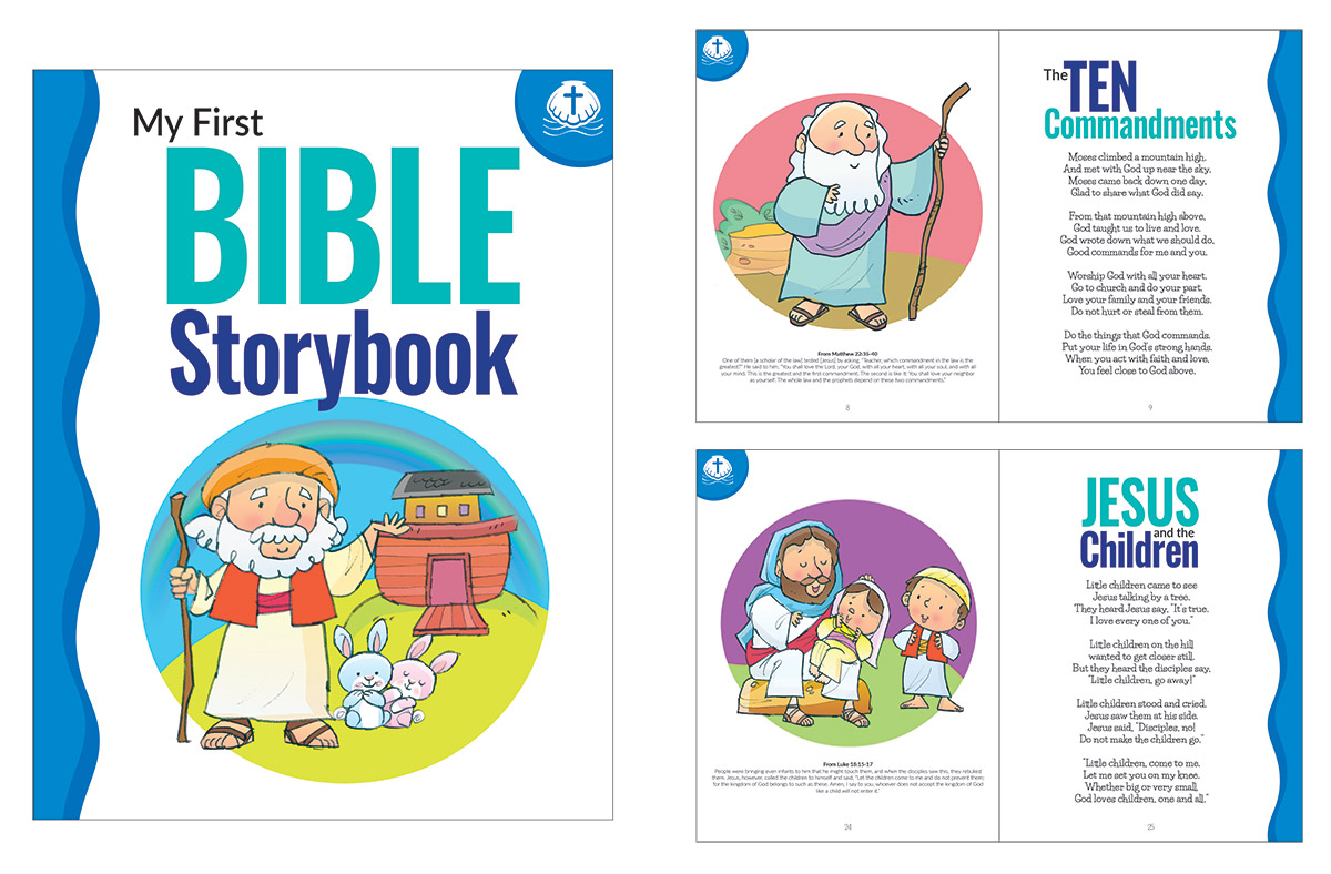 Baptism Connection 10 Additional Family Packets - Jpg file