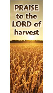Praise To The Lord Of Harvest
