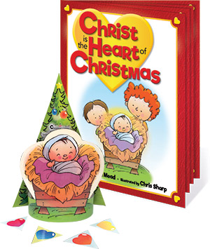 Christ is the Heart of Christmas Storybook (Book)