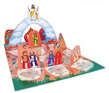 Pentecost Pop-up Calendar