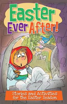 Easter Activity Book - Easter Ever After
