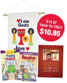 First Communion Banner Collection