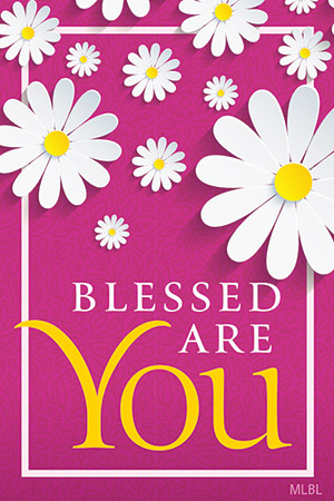 Blessed Are You Mother's Day Magnet