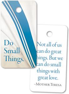 Mother Teresa Key Tag