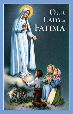 Fatima Prayer Card