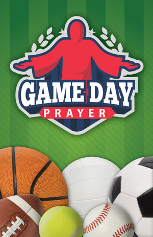 Game Day Prayer Card