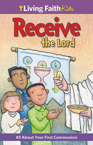 Living Faith Kids Receive The Lord