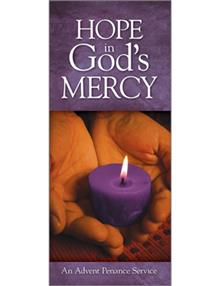 Hope In God's Mercy Advent Penance Service