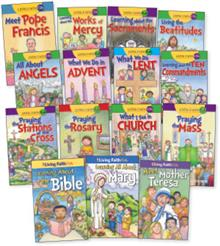 Living Faith Kids Sticker Booklet Collection