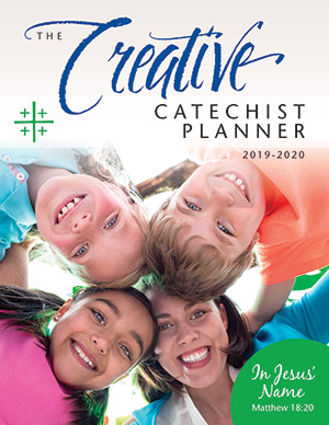2019-2020 Creative Catechist Planner